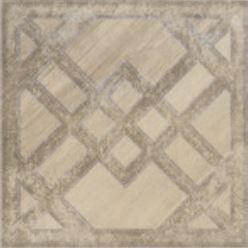 Antique Geometrie Oak