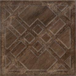Antique Geometrie Walnut