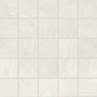 Ardesia Mosaico Bianco Ret. 00754