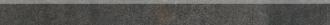 Bits&Pieces Battiscopa Pitch Black Lev. Ret. 01236
