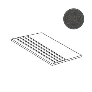 Bits&Pieces Gradino Pitch Black Nat. Ret. 01264