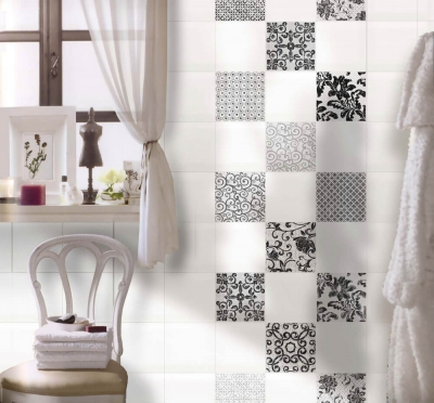 Плитка Brennero Maiolica Black&White