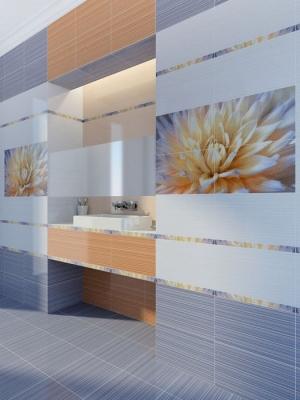 Плитка Golden Tile Fiori