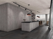 Плитка Kerlite Cement Project