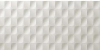 3D Mesh White Matt 8DMH