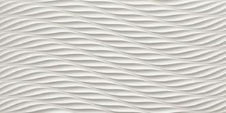 3D Twist White Matt 80 8DWM