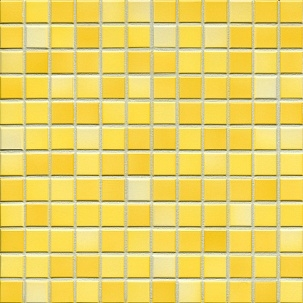 41215H Fresh Sunshine Yellow Mix Glossy