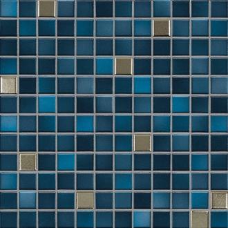41509 Fresh Midnight Blue Mix Metallic Glossy