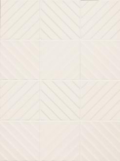 4D Diagonal White