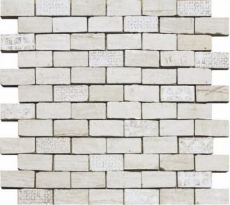 98289 Spaccatella Deco White