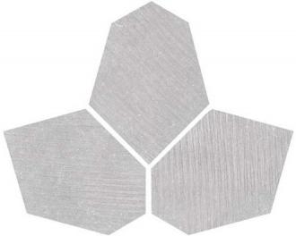 Abaco Esagona Irregolare Grey Light 4642