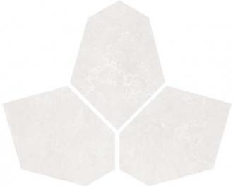 Abaco Esagona Irregolare White 4621