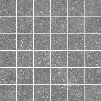 Abaco Mosaico Grey Dark 4636