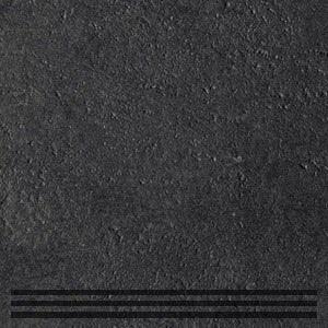 Absolute Stone Gradino Mol. Antisc. Nero 15721