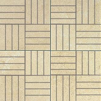 Absolute Stone Mosaico 64 Mod. Almond Lap. 15625