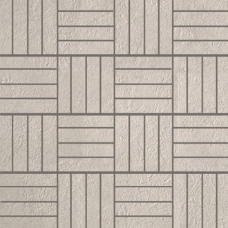 Absolute Stone Mosaico 64 Mod. Bianco 15710