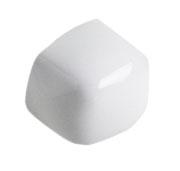 ADNE5576 Angulo Bullnose Trim Blanco Z