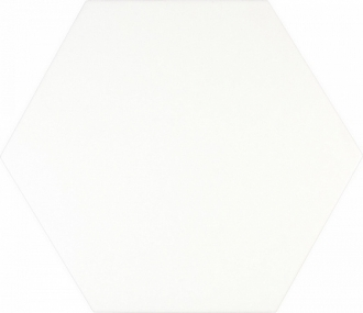 ADPV9011 Pavimento Hexagono White