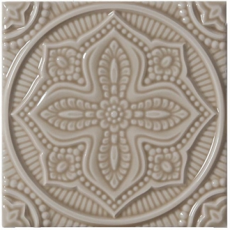 ADST4094 Relieve Mandala Planet Silver Sands