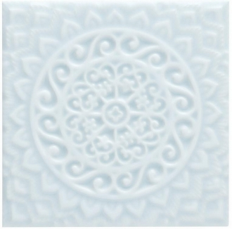 ADST4102 Relieve Mandala Universe Ice Blue