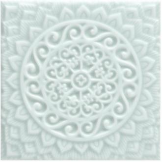 ADST4104 Relieve Mandala Universe Fern