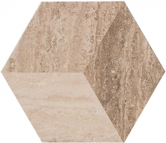 Allmarble Travertino Decoro MMMQ