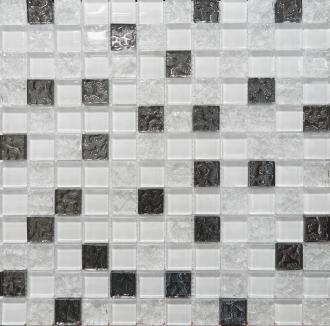 Bella Mosaic Glass White DW7MGW00