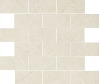 Anthology Marble Luxury White Mosaico Old Matt Wall