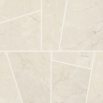 Anthology Marble Luxury White Mosaico Trend