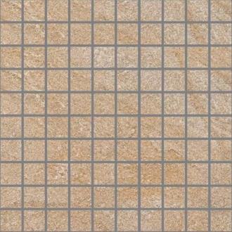 Anthology Stone Mosaico Gold Nat. Rett. Indoor
