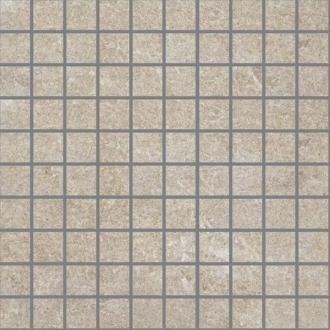Anthology Stone Mosaico Grey Nat. Rett. Indoor