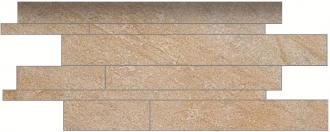 Anthology Stone Mosaico Listelli Sfalsati Gold Nat. Rett. Indoor