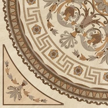 Декоративный элемент Aparici Imperiale Centro Pulido-4 89,5x89,5 глянцевый