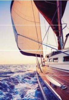 Aquarelle Decor Yacht