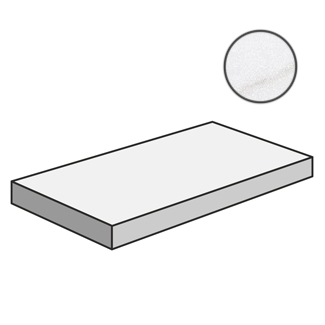 Epoque Ang.Top Dx White Statuario Ret PF60005009