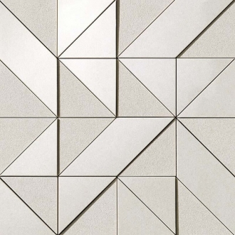Arkshade White Mosaico Art 3D AUII
