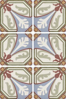 Art Nouveau Viena Color 24404