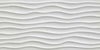 3D Dune White Matt 8DUW