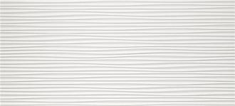 3D Flows White Matt 4D3F