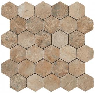 Aix Beige Honeycomb Tumbled AØUB