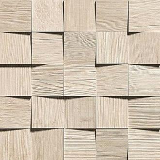 Axi White Pine Mosaico 3D AMV7