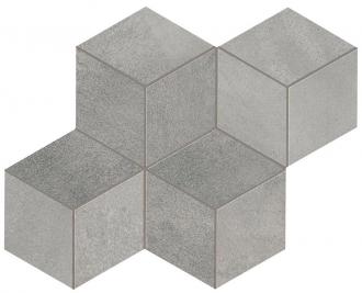 Blaze Aluminium Mosaico Esagono Lapp. AØUL
