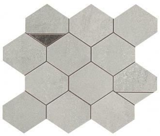 Blaze Aluminium Mosaico Nest 9BNA