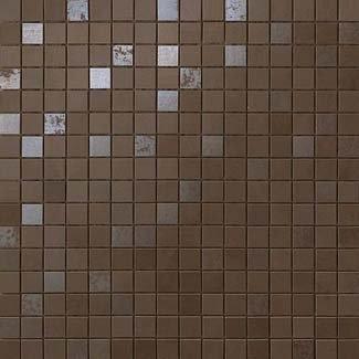 Brown Leather Mosaico Q 9DQB