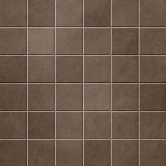 Dwell Brown Leather Mosaico A1C1