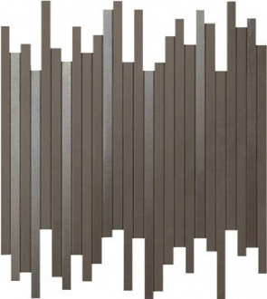 Dwell Brown Leather Mosaico L 9DLB