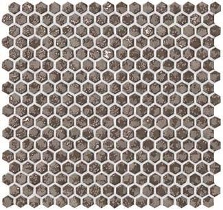Dwell Greige Hexagon 6DHG