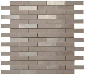 Dwell Greige Mosaico Brick 9DBR