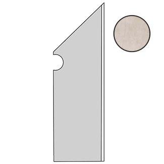 Dwell Pearl Battiscopa Sag. DX A1LL