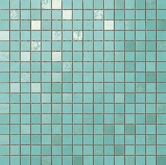 Dwell Turquoise Mosaico Q 9DQT